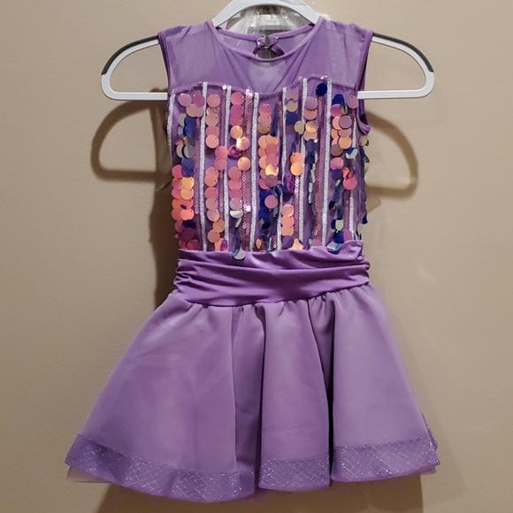 Purple Jazz Costume